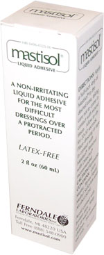 Mastisol Liquid Adhesive 2 fl. oz. (59mL)
