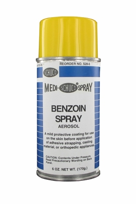 Medi-Schuco Benzoin Spray (6 oz. aerosol can)