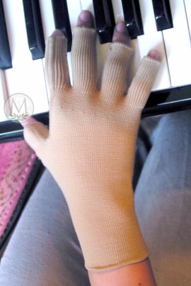 Mediven Glove with Fingers (Class Two) (30-40 mmHg)