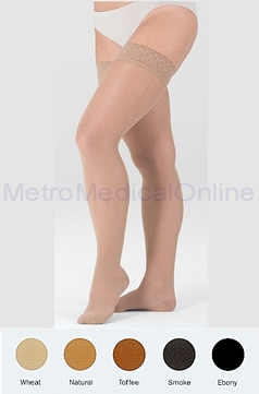 Mediven Sheer & Soft Thigh High Hose (30-40 mmHg)