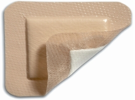 "Mepilex Border Dressing (6""x8"") (Box of 5)"