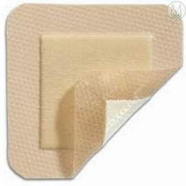 "Mepilex Border Lite Silicone Foam Dressing (3""x3"") (Box of 5)"