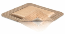 "Mepilex Border Post-Op Silicone Foam Dressing (4""x8"") (Box of 5)"