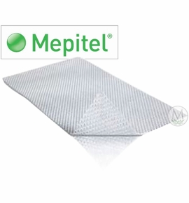 "Mepitel Wound Dressing (4""x7"") (by the Each)"