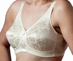 Nearly Me Jacquard Soft Cup Pocketed Bra #640