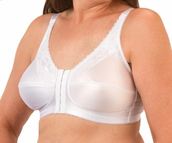Nearly Me Lace Front Closure Pocketed Bra #670