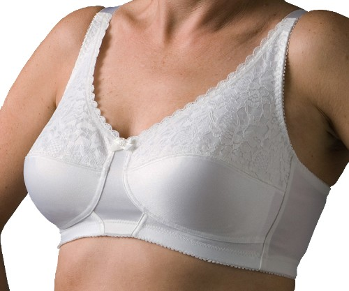 Nearly Me Lace Soft Cup Pocketed Bra #620