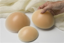 Nearly Me So-Soft Oval Equalizer Symmetrical Silicone Breast Form #270