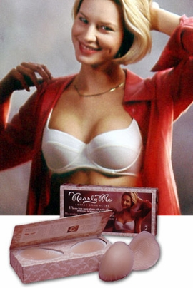 Nearly Me Standard Weight Silicone Breast Enhancers