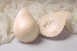 Nearly Me Tapered Oval Symmetric Extra Lightweight Silicone Breast Form #875