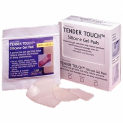 Nearly Me Tender Touch Silicone Gel Pads