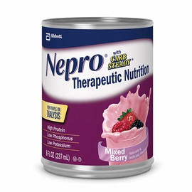 Nepro with Carb Steady Therapeutic Nutrition for People on Dialysis