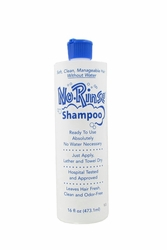 No Rinse Shampoo  (16 oz.)