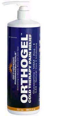 Orthogel Pain Relief  (32 oz. Pump Bottle)