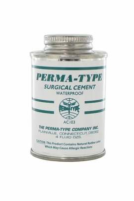 Perma-Type Surgical Cement (4 oz.)