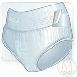 Prevail Adjustable Underwear (by the Case)