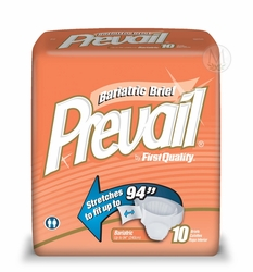 Prevail Bariatric Adult Briefs Home Page
