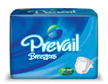Prevail Breezers Adult Diapers Home Page