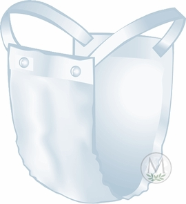 Prevail Extra Absorbency Belted Shields (Bag of 30)
