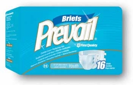 Prevail First Quality IB Briefs (Size Youth (Bag of 16)