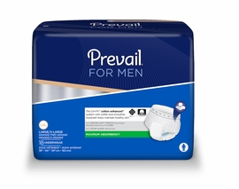 Prevail for Men Pull-Up Underwear (by the Case)