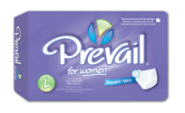 Prevail for Women Pull-Up Underwear Home Page