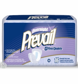 Prevail Pant Liners Home Page
