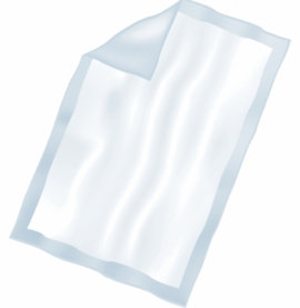 "Prevail Super Absorbent Air Permeable Underpads UP-072 (23""x36"") (Case of 72)"
