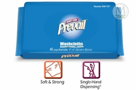 Prevail Washcloths Home Page