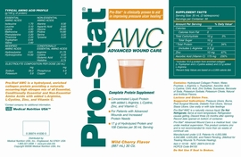 Pro-Stat AWC Sugar Free Liquid Protein (30oz. Bottle) (by the Each)