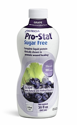 Pro-Stat Sugar Free Liquid Protein, Grape (30oz. Bottle) (Case of 6)