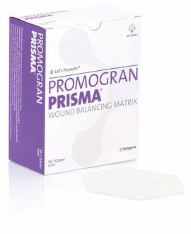 Promogran Prisma Matrix Wound Dressing MA123 (19.1 sq. in.) (by the Each)