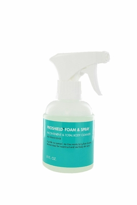 Proshield Foam and Spray No Rinse Cleanser (8 oz.) (Case of 12)