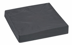 "Rehab 1 Square Wheelchair Cushion 3"" by Essential"