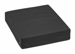 "Rehab 1 Square Wheelchair Cushion 4"" by Essential"