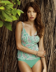 Rosa Faia by Anita Summer Light Two Piece Tankini Swimsuit (L3 8839)