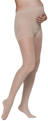 Sigvaris 120 Sheer Fashion Maternity Pantyhose (Closed Toe) (15-20mmHg)