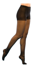 Sigvaris 120 Sheer Fashion Pantyhose (Closed Toe) (15-20mmHg)