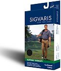 Sigvaris 182 Cotton Golf Knee High Socks (15-20 mmHg) (Men)