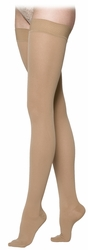 Sigvaris 230 Cotton Thigh  High Closed Toe (20-30 mmHg)