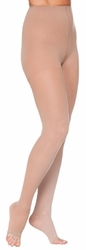 Sigvaris 780 EverSheer Pantyhose Stockings, Open Toe (15-20mmHg)