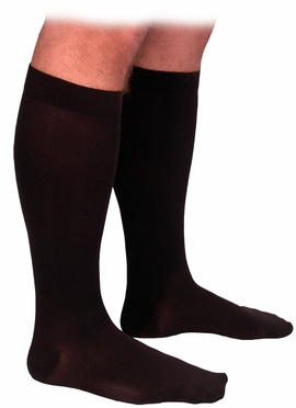 SIGVARIS 860 Select Comfort Knee High for Men (Closed Toe w/ Grip Top) (30-40 mmHg)