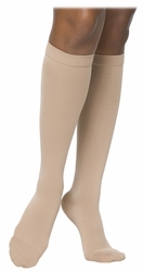 SIGVARIS 860 Select Comfort Knee High for Women, Closed Toe (20-30 mmHg)