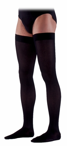 SIGVARIS 860 Select Comfort Thigh High for Men (Closed Toe w/ Grip Top) (20-30 mmHg)