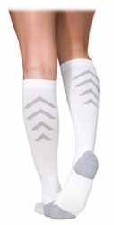 SIGVARIS Athletic Recovery Sock for Women (15-20 mmHg)
