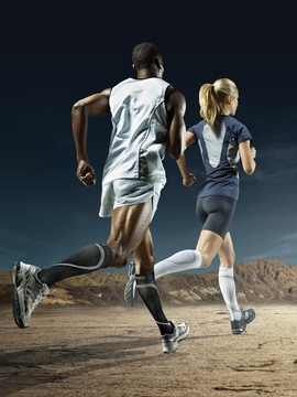 Sigvaris Performance 20-30 mmHg Compression Sport Socks