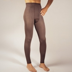 Solidea Men's Uomo Micro Massage Compression Plus Legging (12/15 mmHg)