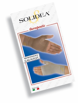 Solidea Micro Massage Compression Gauntlet (25/32 mmHg)