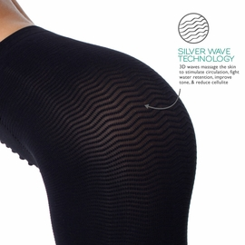 Solidea Silver Wave Strong Bike Short (12-15mmHg)