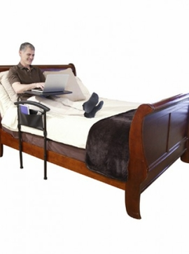 Stander's Independence Bed Rail & Tray